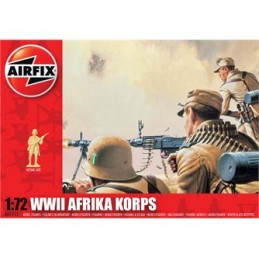 A01711 Afrika Korps 1/72