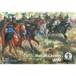 ap042 Cavalleria italiana...