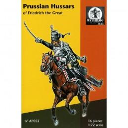 ap052 Ussari prussiani di...