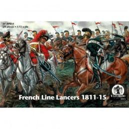AP054 Lancieri francesi di...