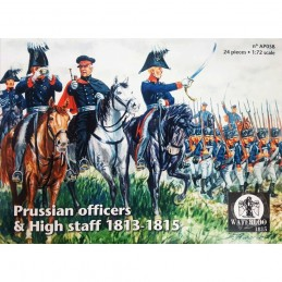 ap058 Prussian officers &...