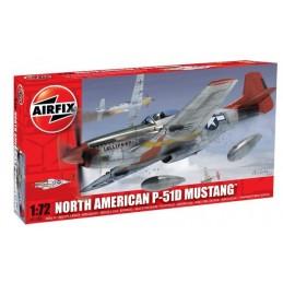 A01004 North American P-51D...