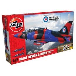 "A50140 RAFBF Hawk ""Design a..."