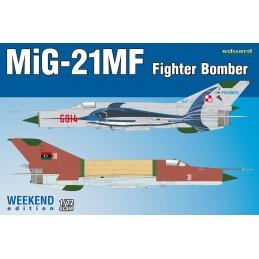 EDU7451 MiG-21MF...