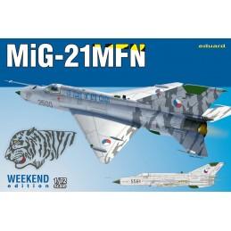 EDU7452 MiG-21MFN 1/72