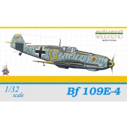 EDU3403 Bf-109E-4 Weekend...