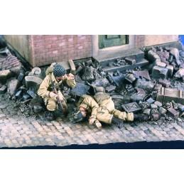 VE2069 US Airborne WWII...