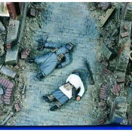 VE1777 German Casualties...