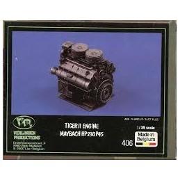 VE406 Tiger II Motore 1/35