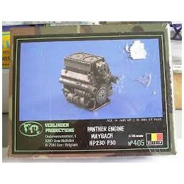 VE405 1/35 motore Panther...