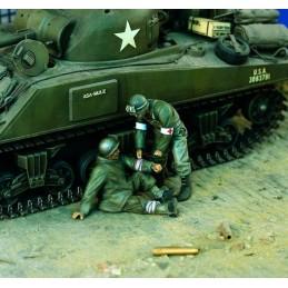 VE1197 Medic! US WWII 1-35