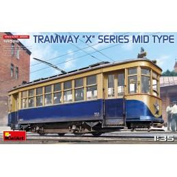 """MA38026 TRAMWAY """"X"""" SERIES..."""