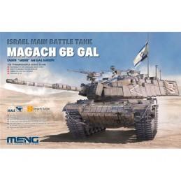 ME-TS044 1/35 Israel Main...