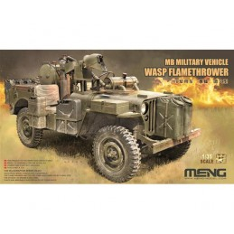 ME-VS012 1/35 MB Military...