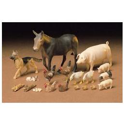 TA35128 1/35 Livestock Set
