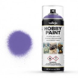 VA 28025 ALIEN PURPLE SPRAY...