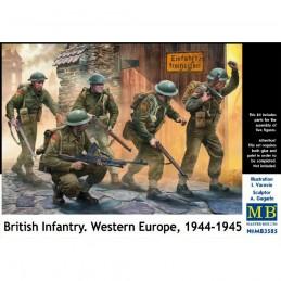 MB3585 Fanteria inglese....
