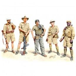 MB3594 Soldati alleati WWII...