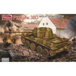AMU35A019 1/35 Panzer 38D...