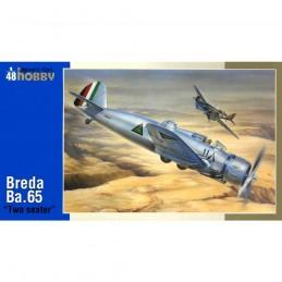 SH48111 Breda Ba.65 A-80...