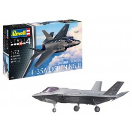 REVELL 03868 1/72 F-35A...